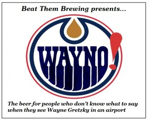 Wayno! It'll leave you nearly speechless at the airport.