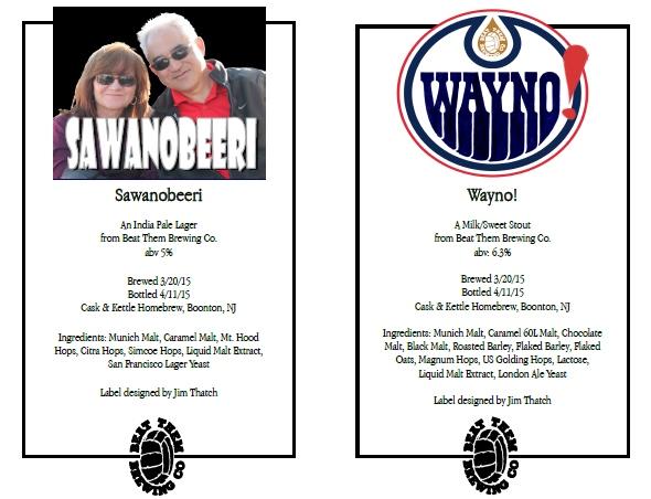 Wayno and Sawanobeeri fact sheets