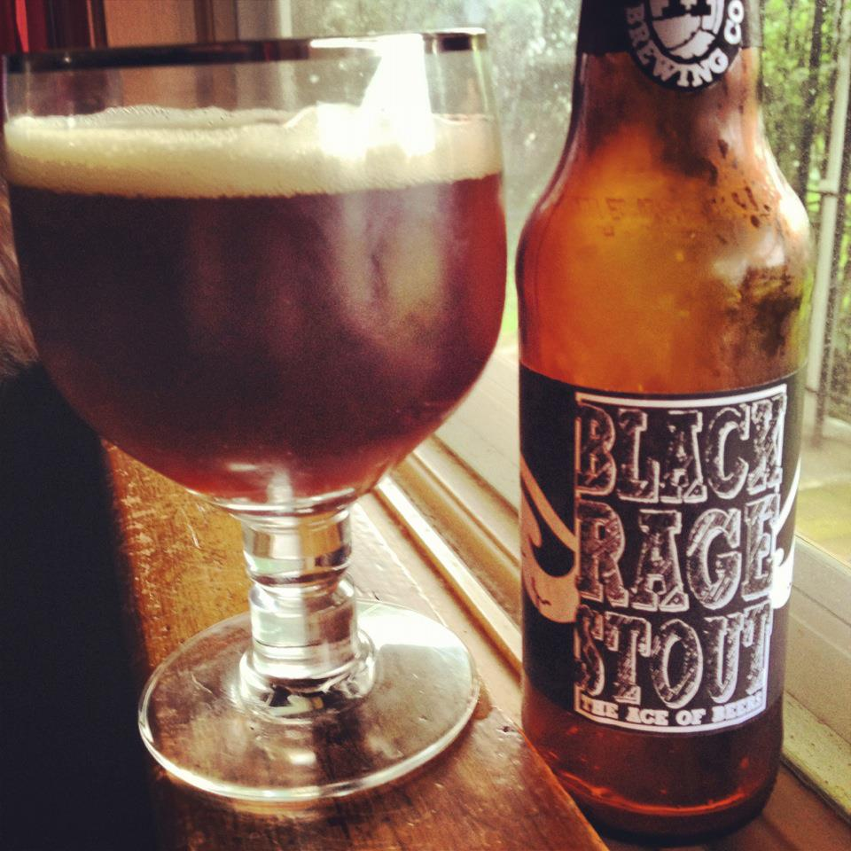 Black Rage Stout